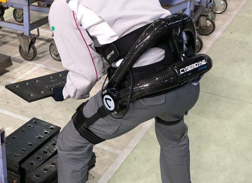 ロボットスーツ「HAL®腰タイプ作業支援用」