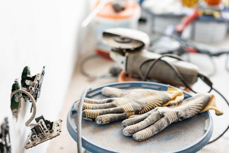 一般家庭の電気工事
