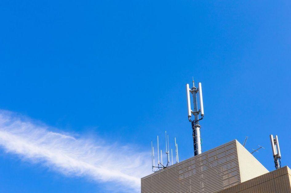 携帯電話の無線基地局3